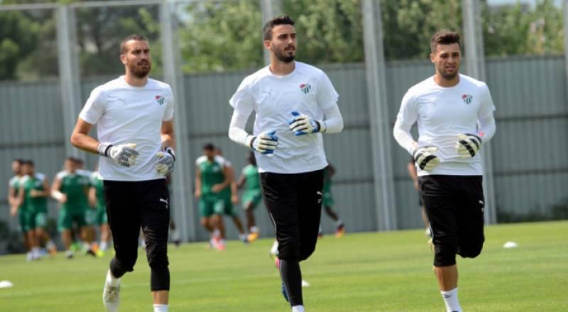 Milli eldivenler Bursaspor'a emanet
