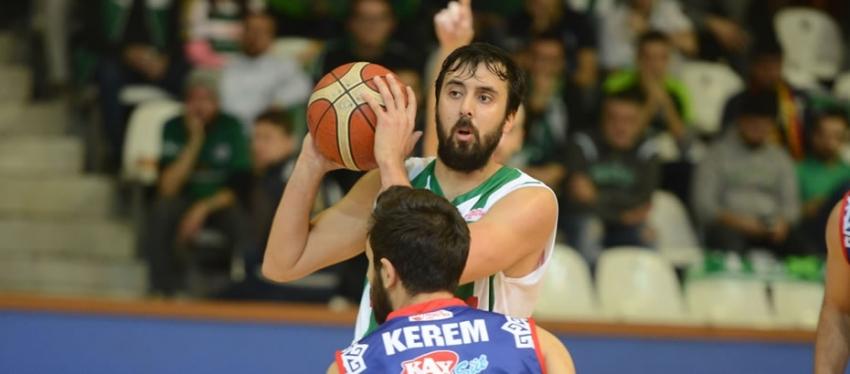 Bursaspor Durmazlar 72-74 Karesispor