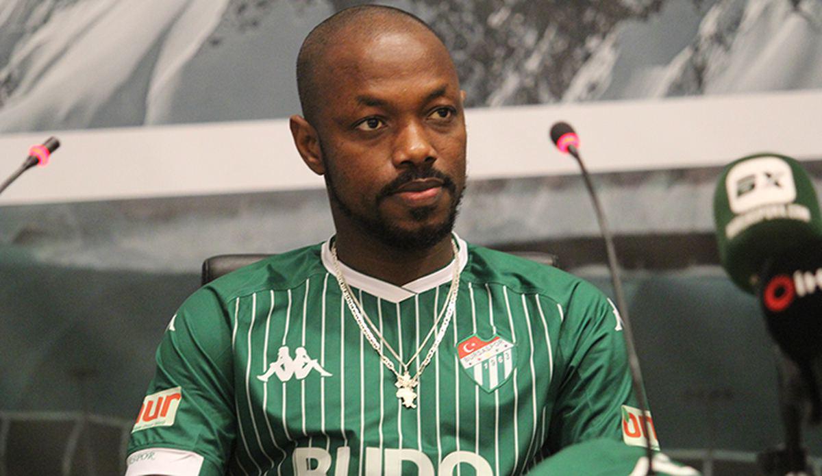 Traore gollerine Bursasporda da devam etti