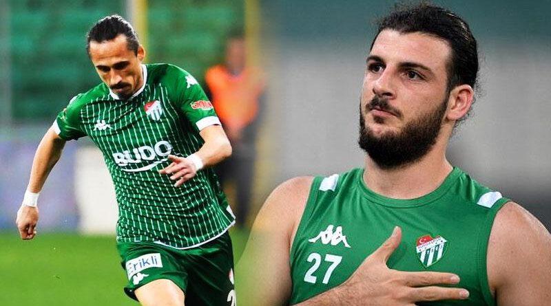 Son dakika Bursaspor'da Serdar Özkan ve Sedat Dursun kadro