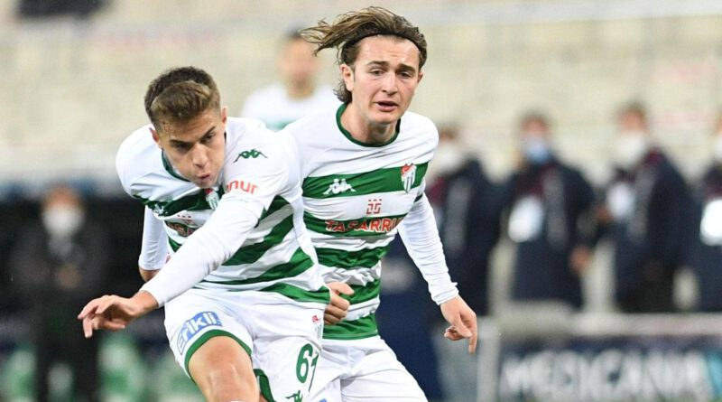 Batuhan Kör ve Ali Akman'dan 20 gole direkt katkı
